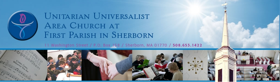 Unitarian Universalist Area Church at First Parish in Sherborn
